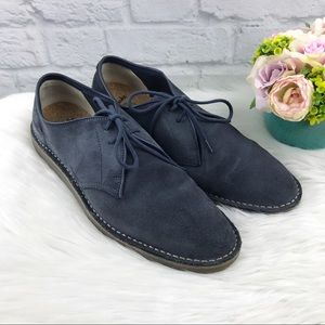 Clark's Suede Low Chukka Shoes